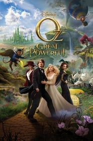 Oz The Great And Powerfull